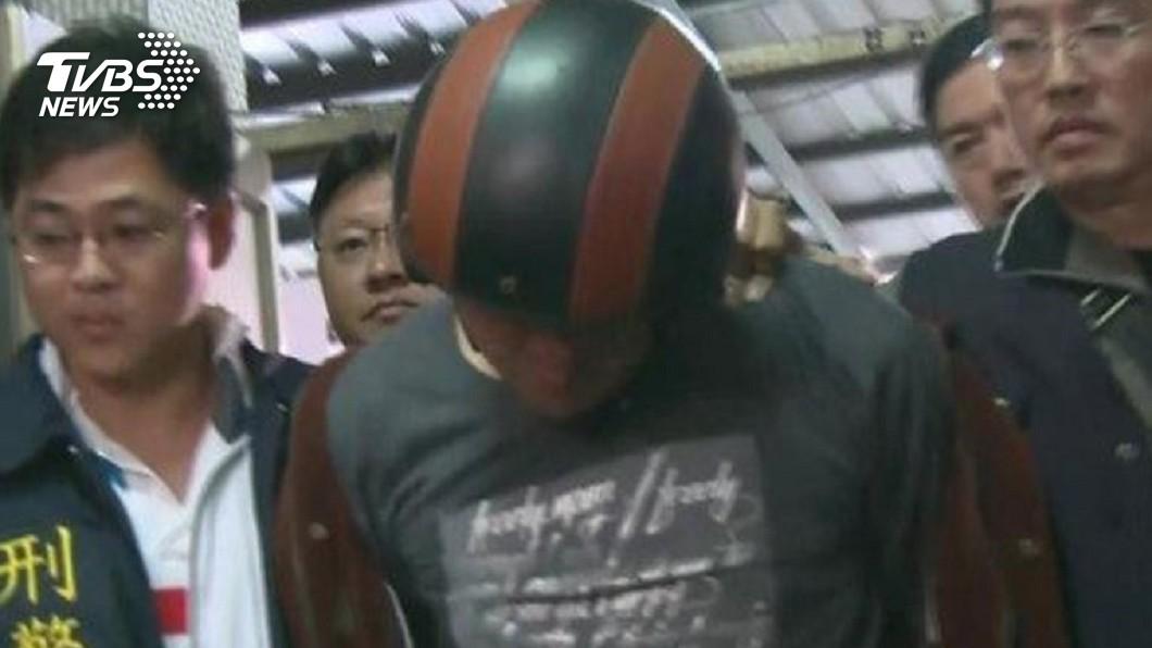 劉志明當街強盜車輛、襲擊女教師致死。(圖/TVBS資料畫面) 男強盜虐殺陌生退休女教師 高雄高分院宣判5度判死
