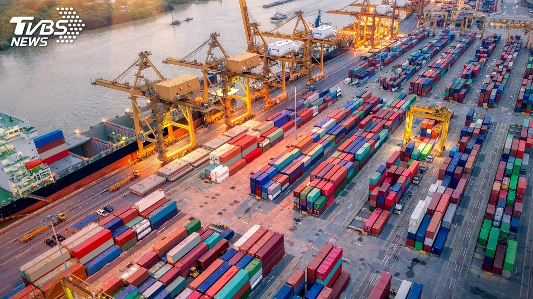 示意圖/TVBS 中對美貿易順差激增 貿易失衡加劇
