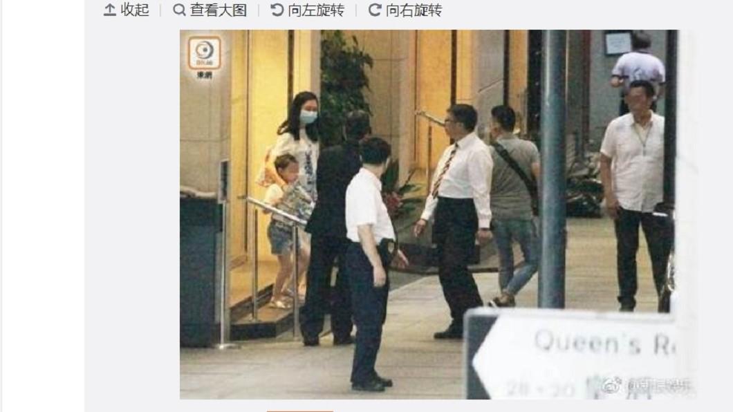 圖/翻攝自新浪娛樂微博