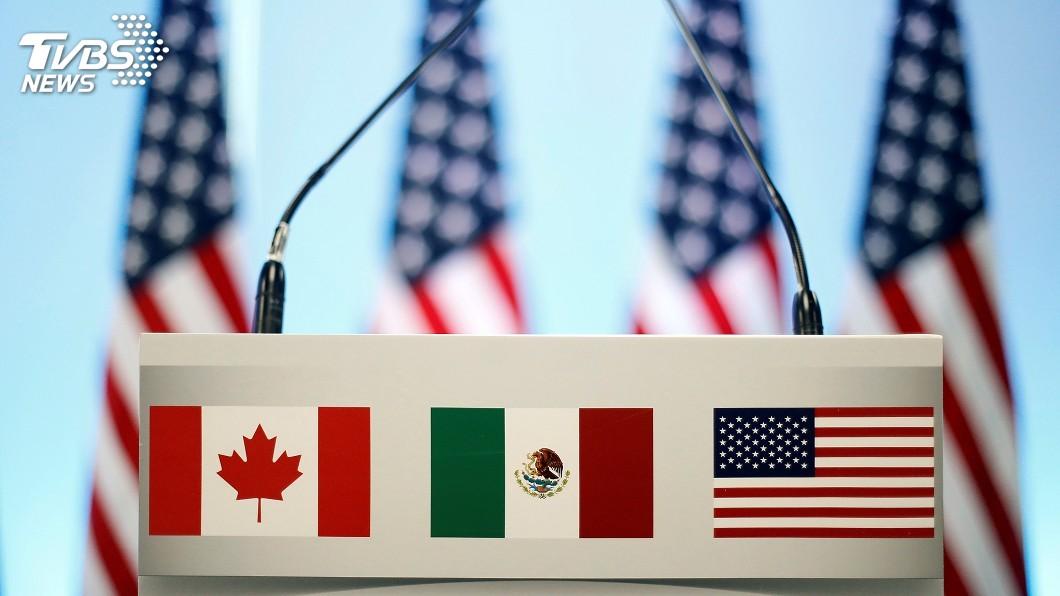 圖/達志影像路透社 墨西哥對美以牙還牙 NAFTA談判複雜化