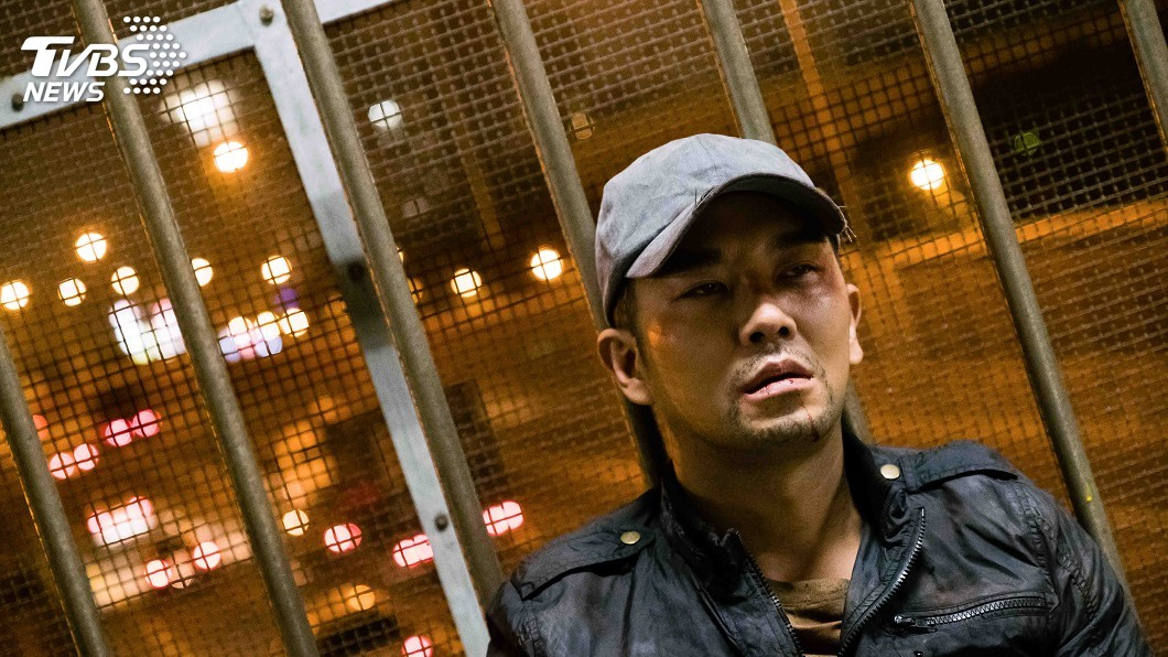 謝承均表示第一次演這麼俗辣的壞人。圖/TVBS
