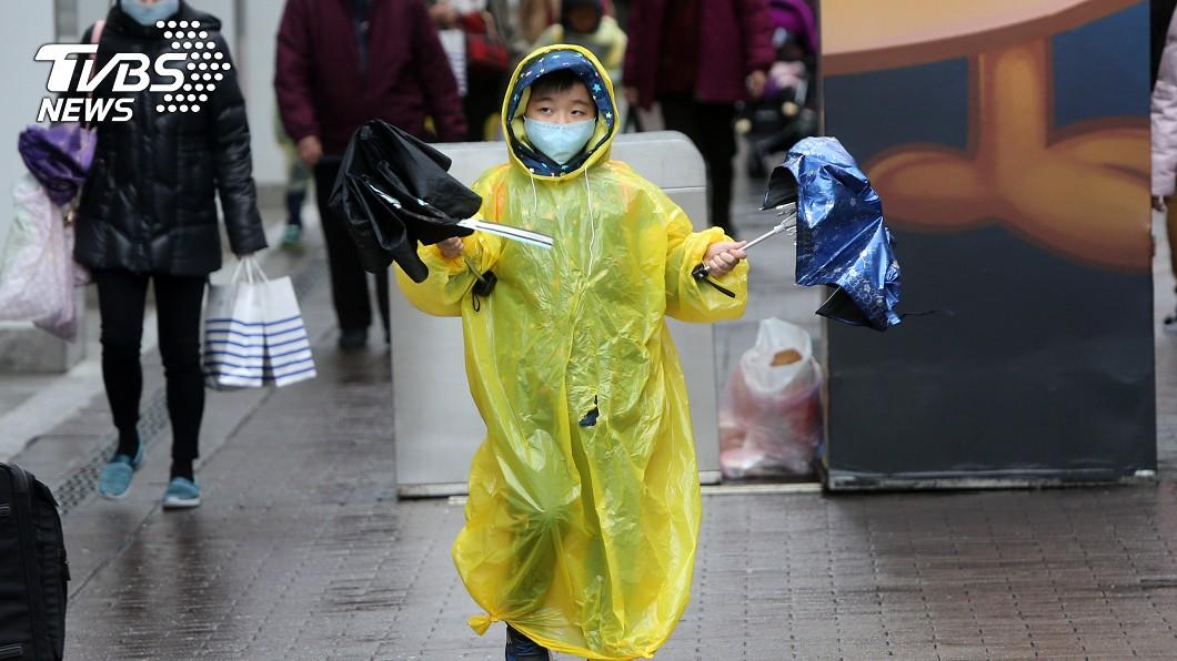 圖/中央社 雙颱下週接力形成!挾雨影響台灣 氣象局:仍有待觀察