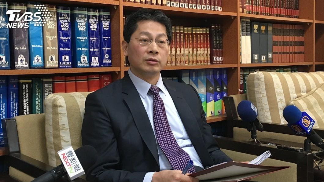 圖/中央社 名嘴爆大阪辦事處考績傳言 外交部駁斥:非事實