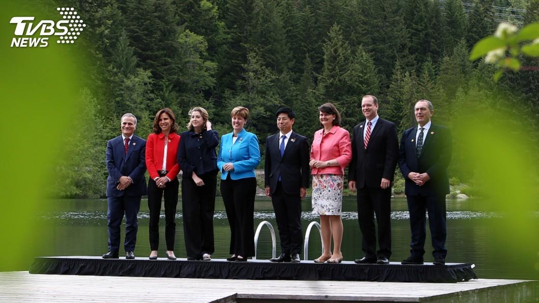 圖/達志影像路透社 近300家機構投資者連署 籲G7淘汰燃煤發電