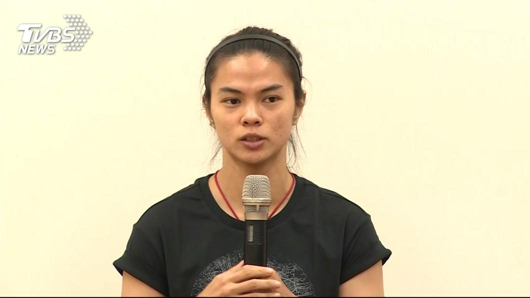 圖/TVBS 許淑淨吃安眠藥出事 涉用禁藥主動繳回獎牌