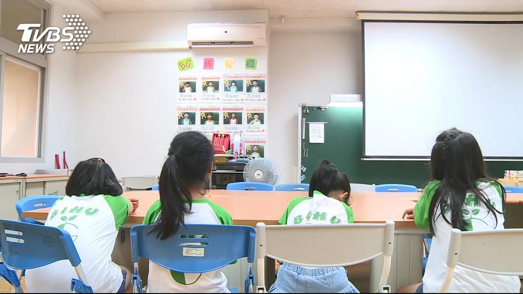 台北市長柯文哲宣布,將在全市國民中小學教室裝設冷氣。(示意圖/TVBS) 北市拍板國中小裝冷氣 其他5都這樣說…