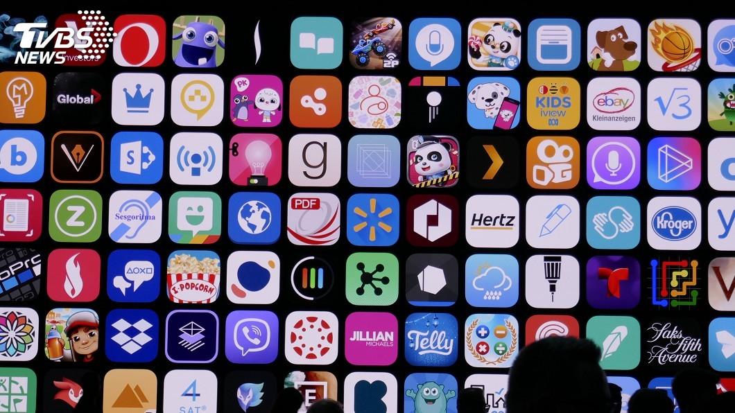 圖/達志影像美聯社 iOS 12發表 新增共享AR等8大功能