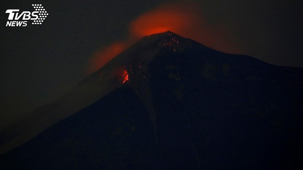圖/達志影像路透社 奪命一瞬間! 近年最致命火山爆發事件