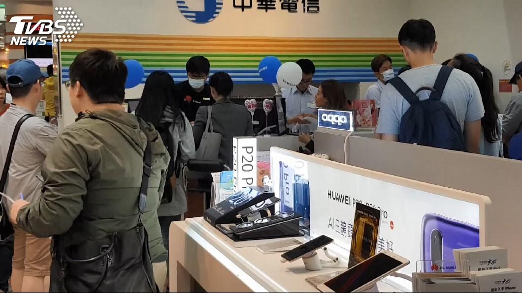 圖/TVBS 499之亂!吃罰單逾700萬 中華電擬提行政救濟