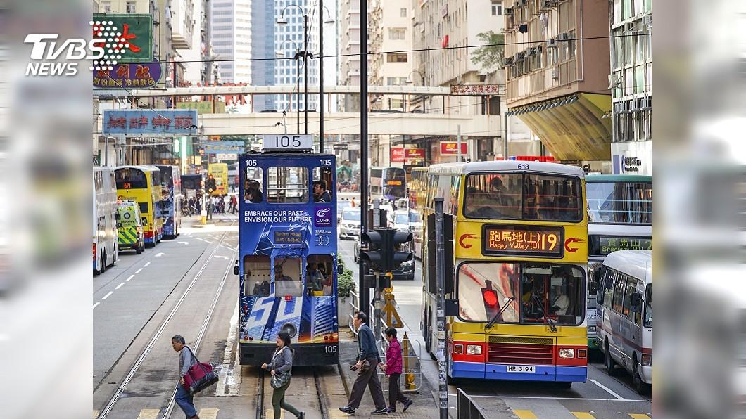 圖/達志影像美聯社 兒子都不想回來 香港教授透露年輕人移民2大原因