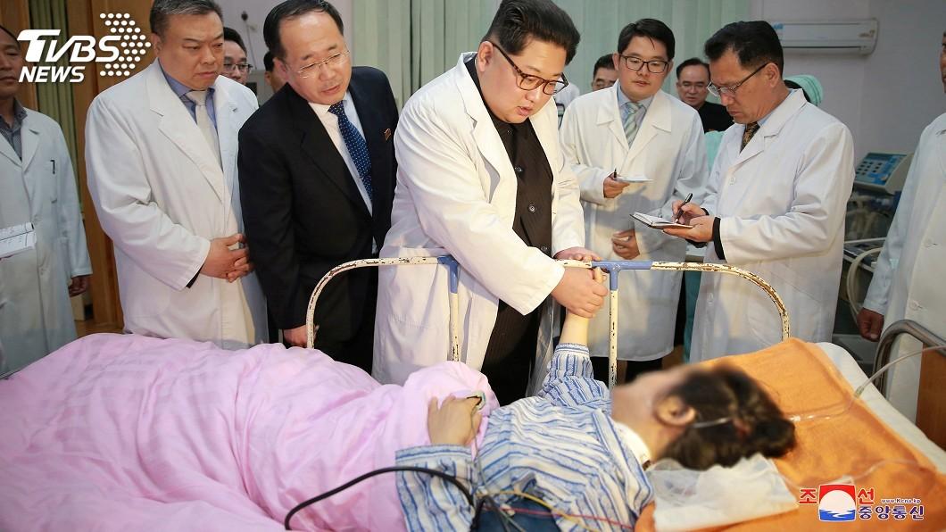 圖/達志影像路透社 陸客團交通事故究責 韓媒:北韓4官員遭槍決