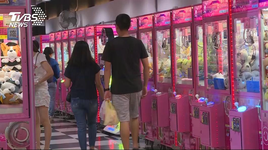 圖/TVBS 夾娃娃機店爆增 前5月娛樂稅超越去年全年