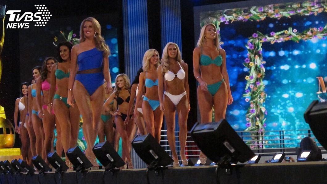圖/達志影像美聯社 美國小姐選美棄泳裝 性別平權路仍漫長
