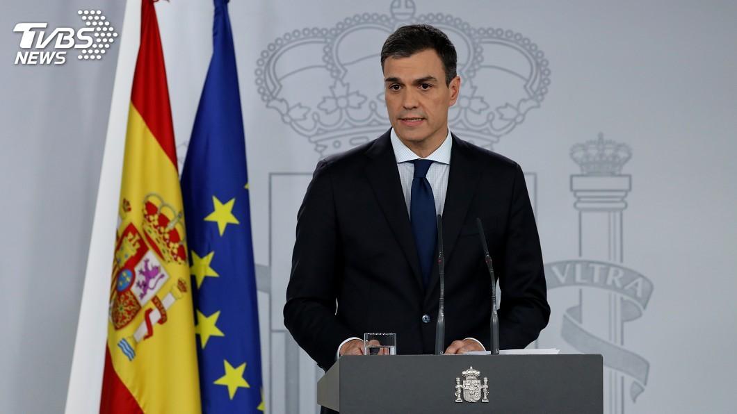 圖/達志影像路透社 西班牙新總理公布內閣名單 女性占多數