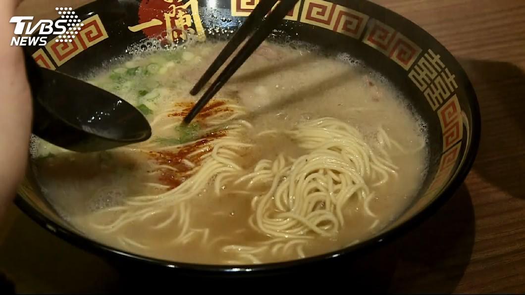 圖/TVBS資料畫面  一蘭拉麵最推吃法!資深員工曝「7組合」老饕都這樣點