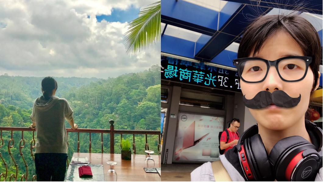 圖/翻攝自囧星人臉書 「遲到的me too自白」囧星人自爆曾遭長輩虐待性侵