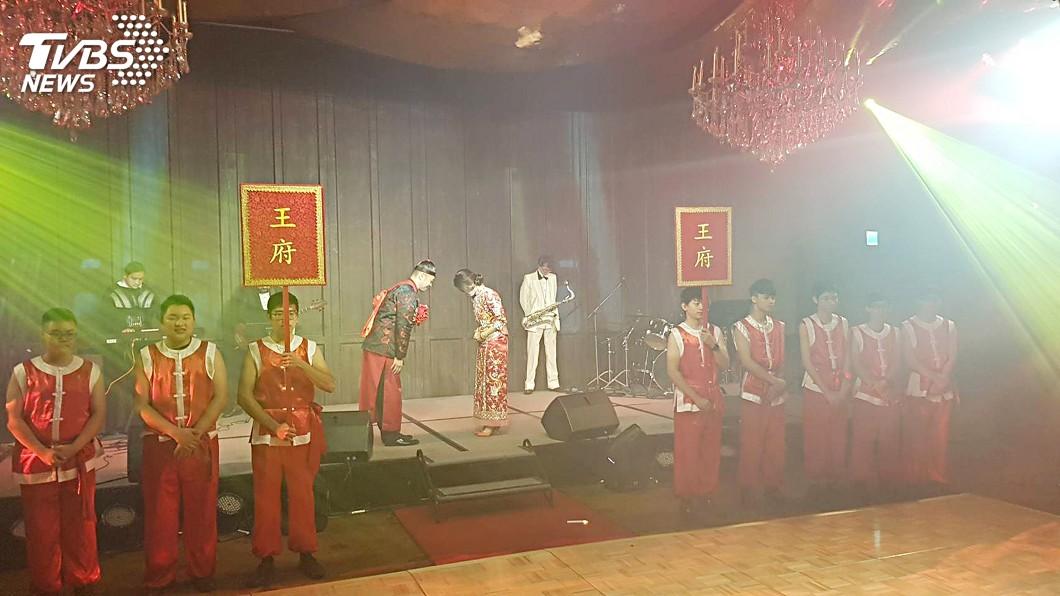 示意圖/中央社 婚宴市場激戰 五星飯店拚逆勢成長