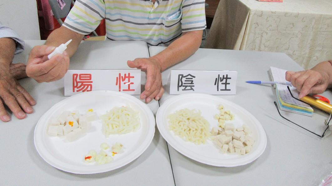 圖/中央社 為食安把關 竹市衛生局免費送快篩試劑