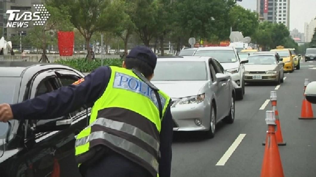 示意圖。圖/TVBS 老翁酒駕撞人判無罪 法官:年紀大反應遲緩