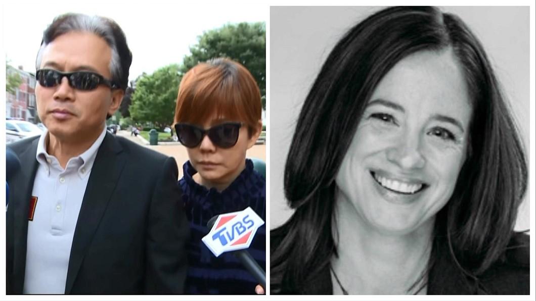 圖/TVBS、翻攝自李文臉書 不容案情被逆轉!台灣阿母狄鶯使出殺手鐧找「她」上陣?