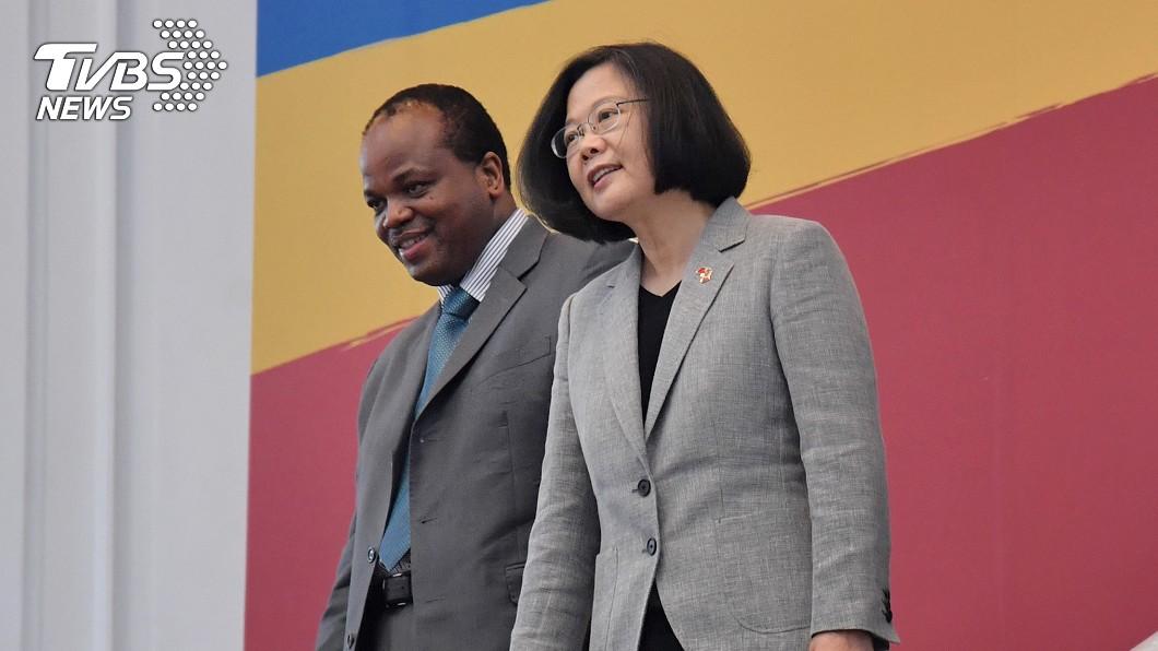 圖/中央社 援助非洲友邦預算增 外交部:深化史國雙邊合作