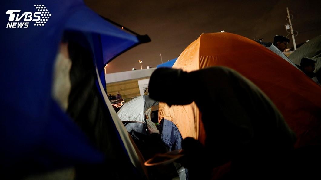 圖/達志影像路透社 美國非法移民太多 1600人移交聯邦監獄