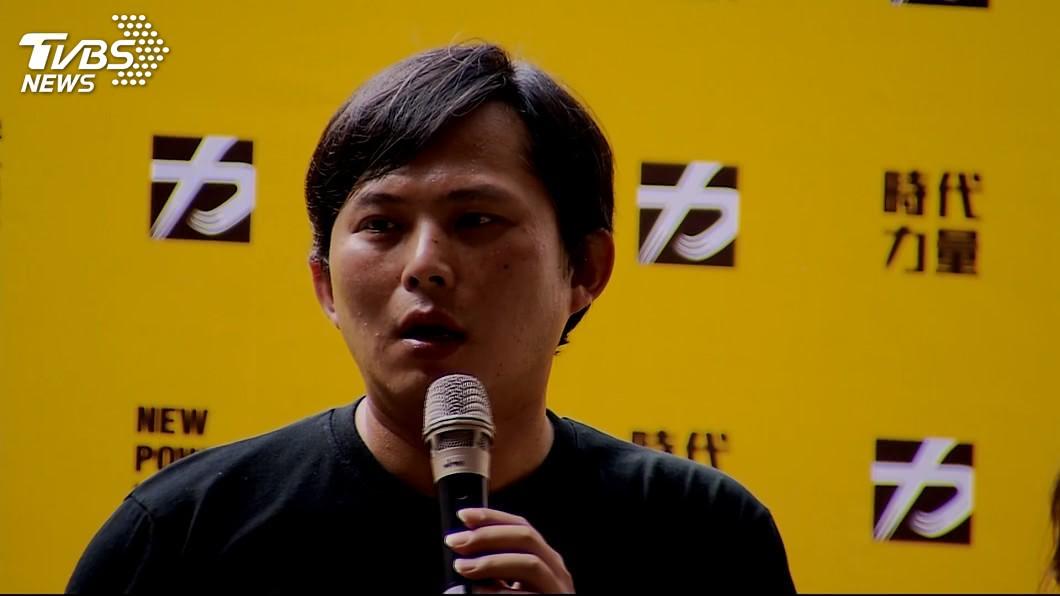圖/TVBS 時力投入新竹市長選舉? 黃國昌:審慎評估