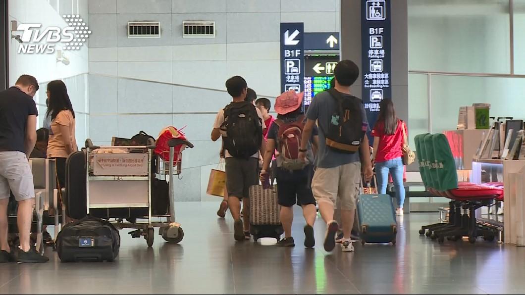 圖/TVBS資料照,機場示意圖,非當事人。 出國跟團想放鬆…每天被「小孩尖叫轟炸20次」崩潰