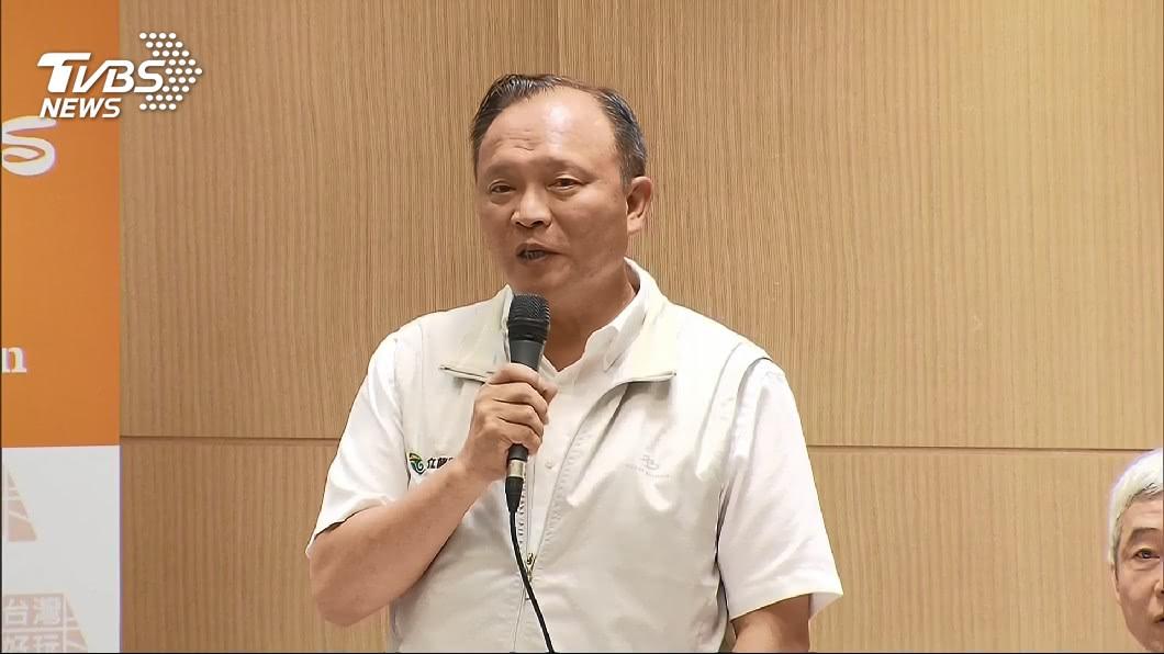 圖/TVBS 林聰賢昔喊吃香蕉防癌 今遭酸造假消息