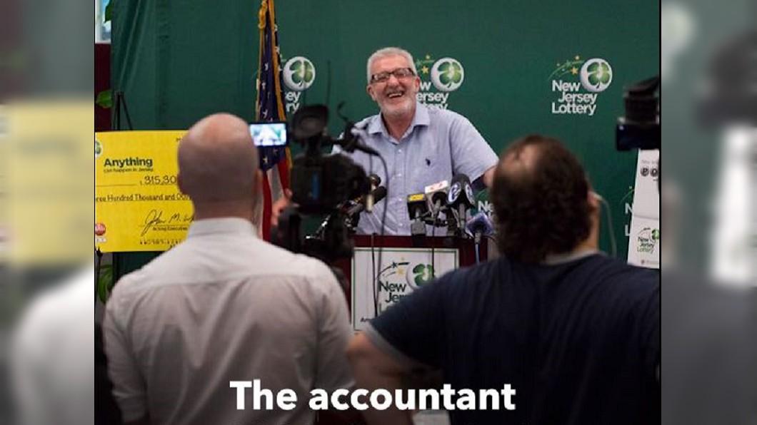 蘇阿米坦承,其實走進記者室時他非常激動。圖/NJ.com