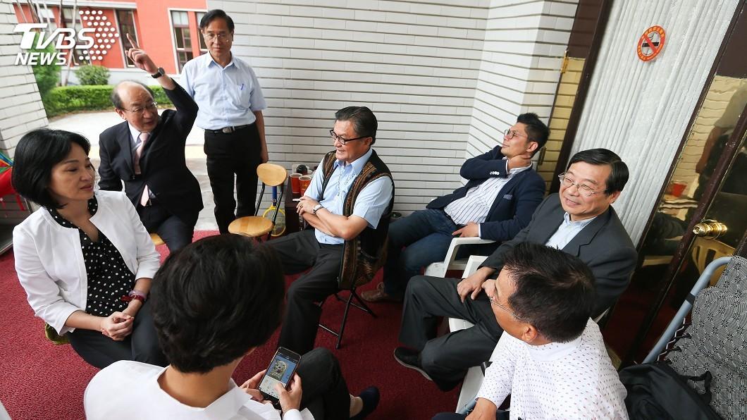 圖/中央社 立院下午起開臨時會 處理軍改、空污法等案