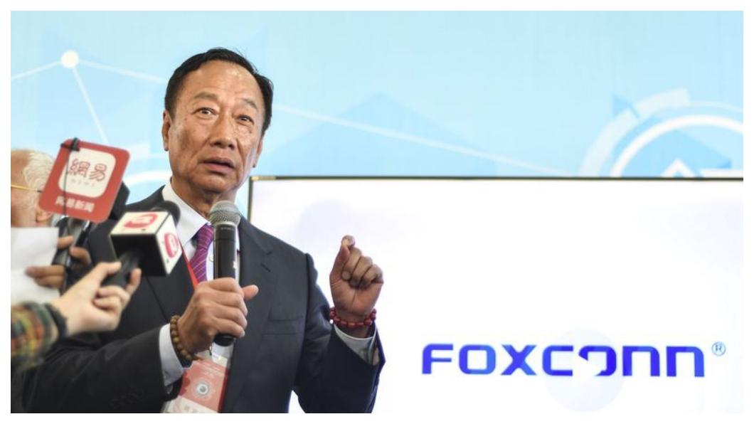 由鴻海切割、赴上海A股IPO的富士康FII(工業富聯),上市即成為市值第一的科技獨角獸,郭台銘身價暴增,FII會不會成A股新股王?備受矚目。 圖/中央社 《大老闆故事》名單藏玄機 FII成「中國製造」標竿?