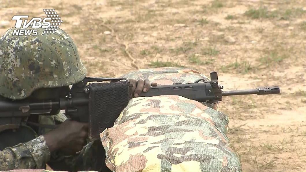 示意圖,與本文無關。圖/TVBS 天兵!打靶「偷藏1顆子彈」當紀念 退伍前被起訴