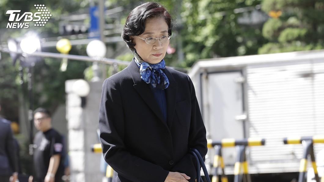 圖/達志影像美聯社 韓航風波不斷 董娘涉非法僱傭遭調查