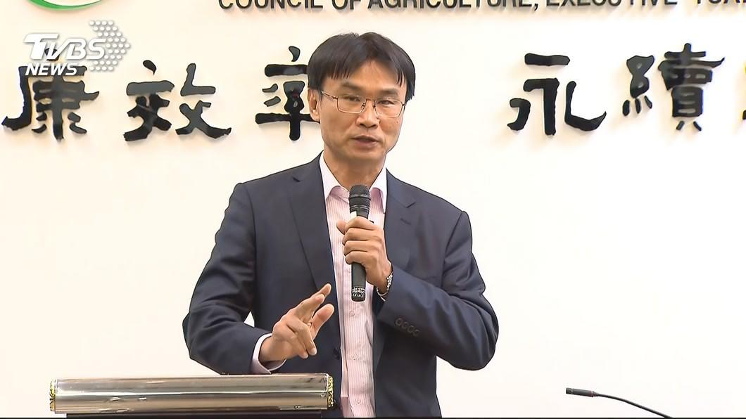 農委會副主委陳吉仲。圖/TVBS