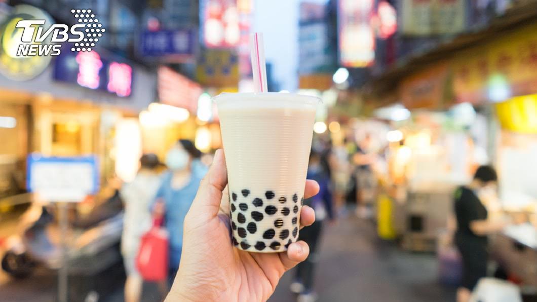 示意圖/TVBS 沒吸管珍奶怎麼喝? 網推這「2種食物」全解決