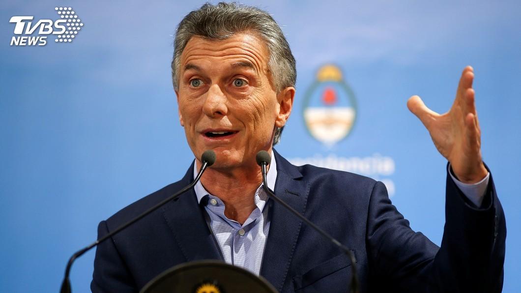 圖/達志影像路透社 不滿總統求援IMF 阿根廷月底上演大罷工