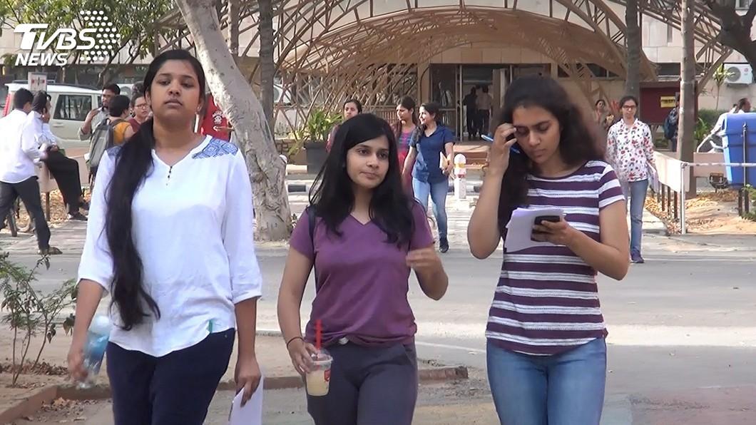 圖/中央社 一部寶萊塢電影 引發印度女性意識爭辯