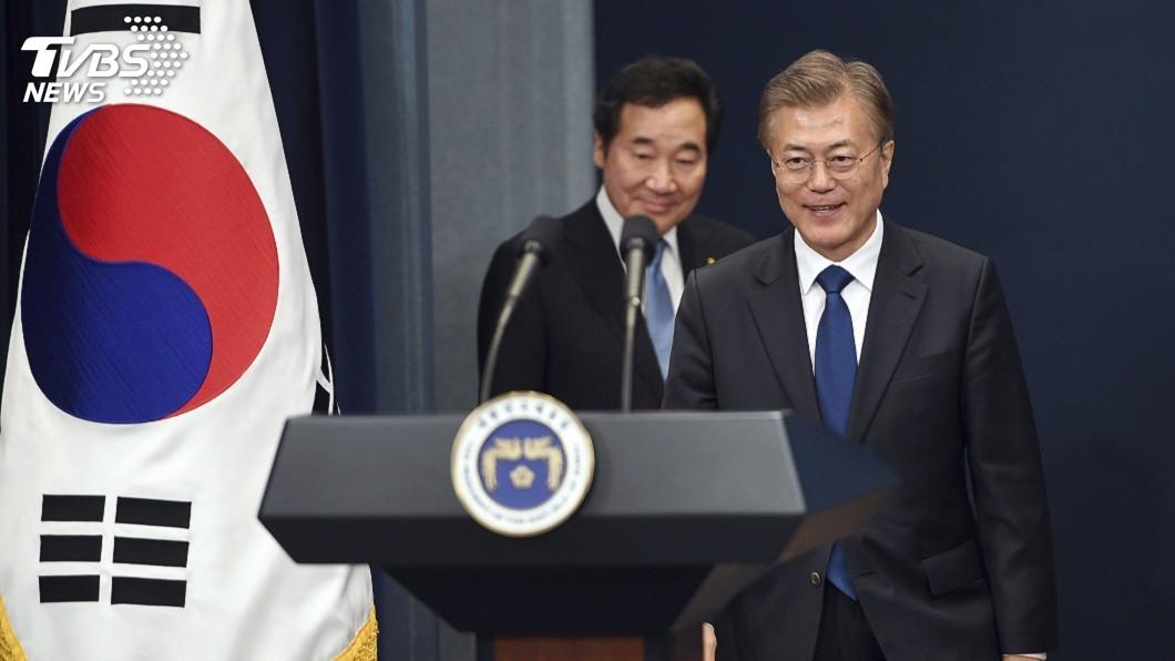 圖/達志影像美聯社 南韓地方大選揭曉 執政黨獲得壓倒性勝利