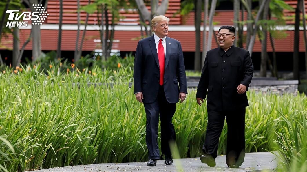 圖/達志影像路透社 川金會後民調 半數美國人肯定川普北韓政策