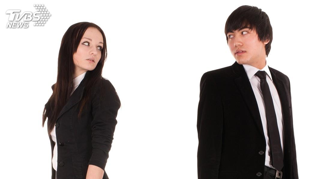 示意圖,與內文無關。圖/TVBS 嚴防性騷擾 這公司禁止員工「對視」超過5秒