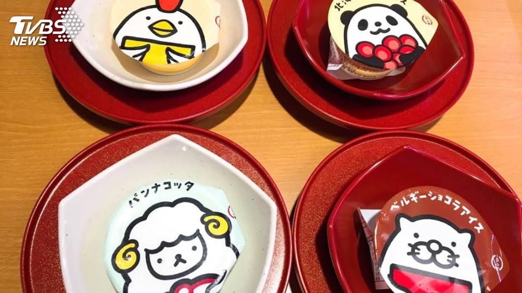 副餐甜點選擇多!圖/TVBS