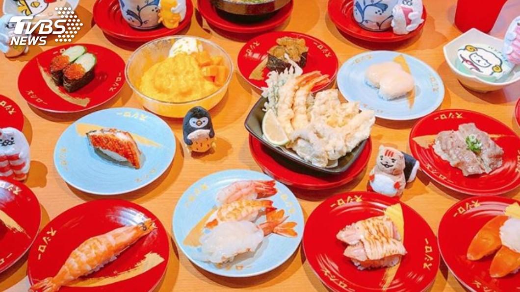 圖/TVBS 130種餐點!日本最大迴轉壽司登台開在「這」