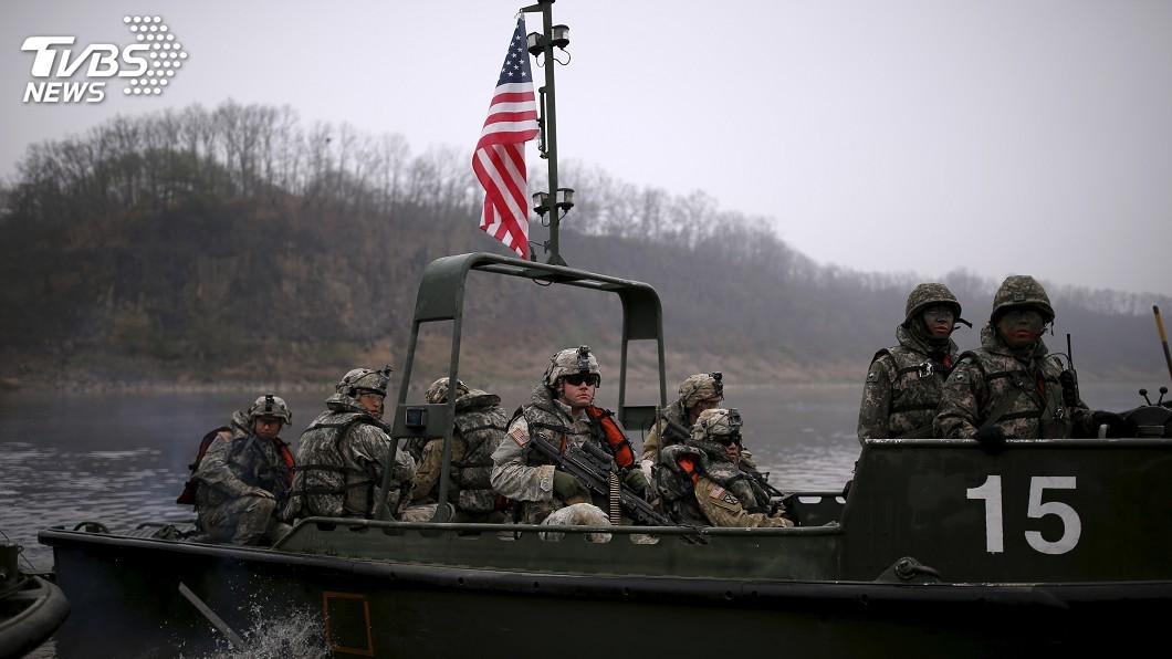 圖/達志影像路透社 美駐南韓大使提名人 支持暫停美韓重大軍演