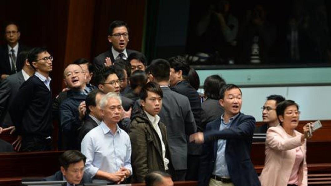 圖/香港文匯網微博