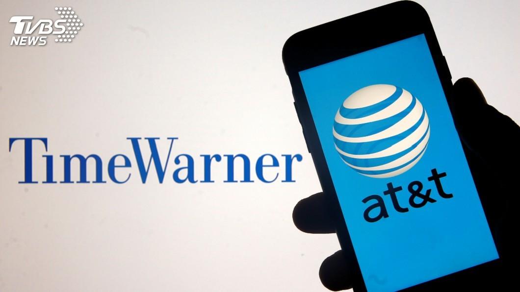 圖/達志影像路透社 AT&T完成併購時代華納 超級媒體集團誕生