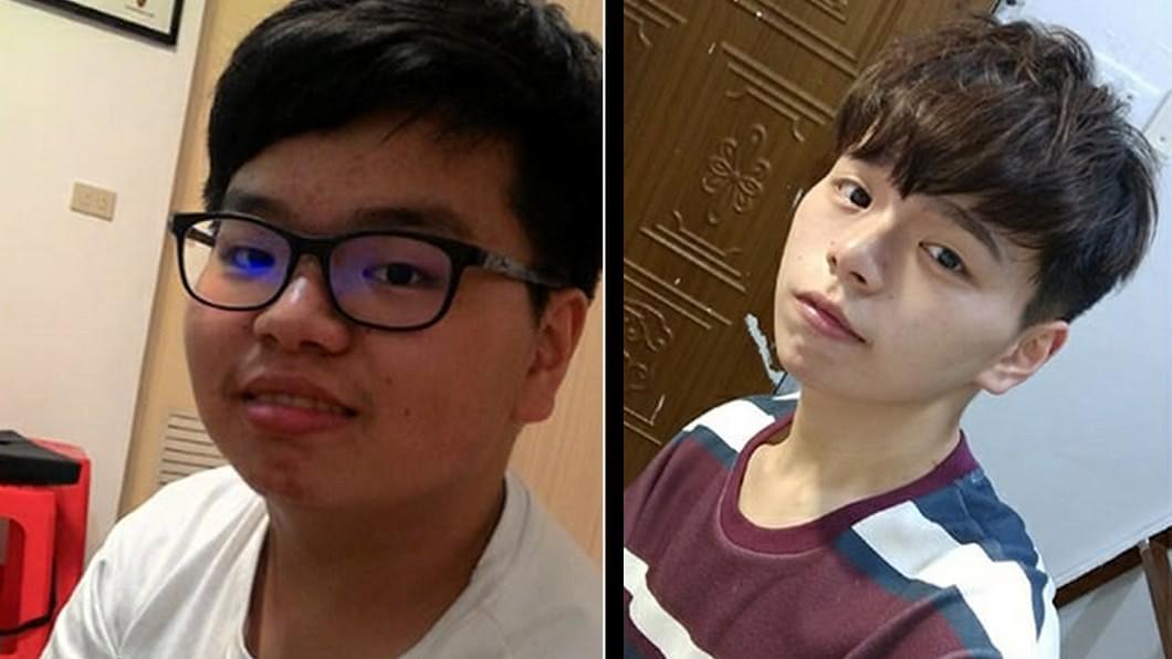 圖/黃姓網友提供 百斤統神2年狠甩42公斤 瘦下網友驚見「小孔劉」