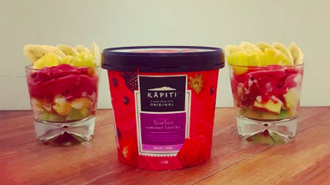 圖/近來KAPITI雪酪在IG界掀起熱潮_網友提供授權使用(網路溫度計)