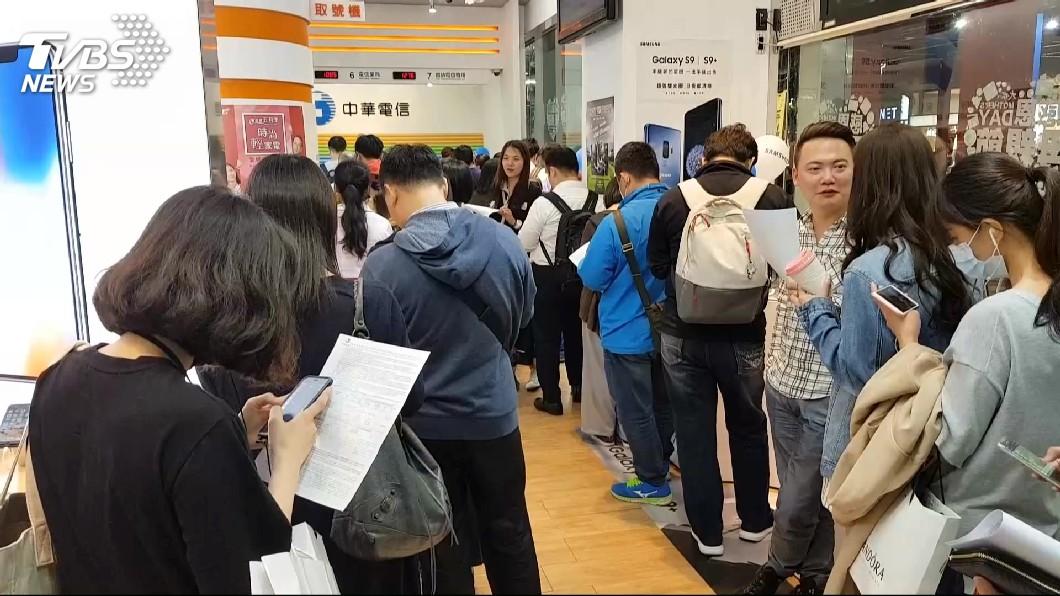 圖/TVBS資料畫面 中華電信499之亂 NCC重為處分罰120萬
