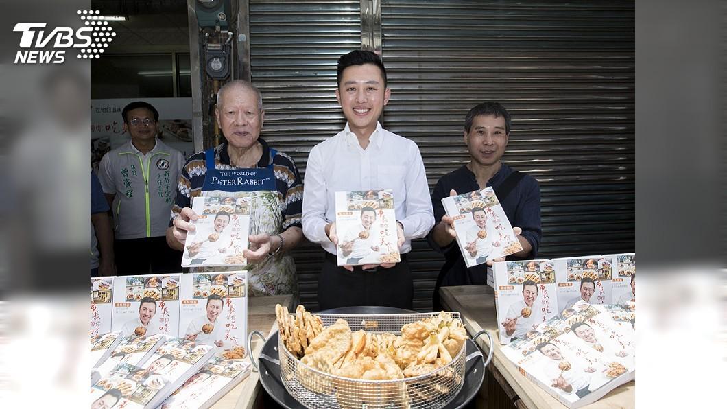圖/中央社 旅遊平台評選美食 新竹市獲街頭小吃精選城市